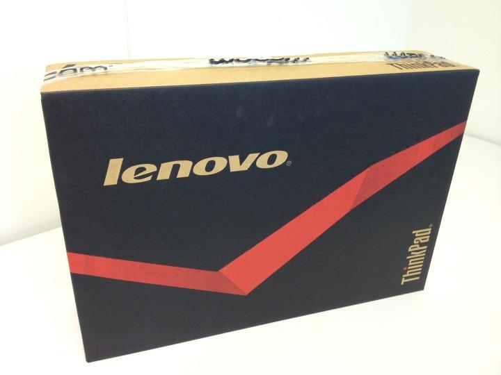 ThinkPad Edge E530 박스
