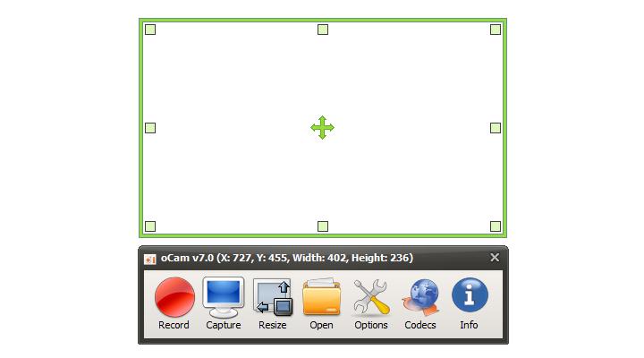 컴퓨터 화면 녹화 ,오캠,oCam