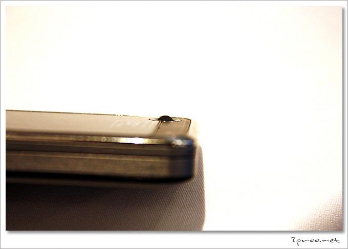 LG 옵티머스Q 의 트랙볼 사진