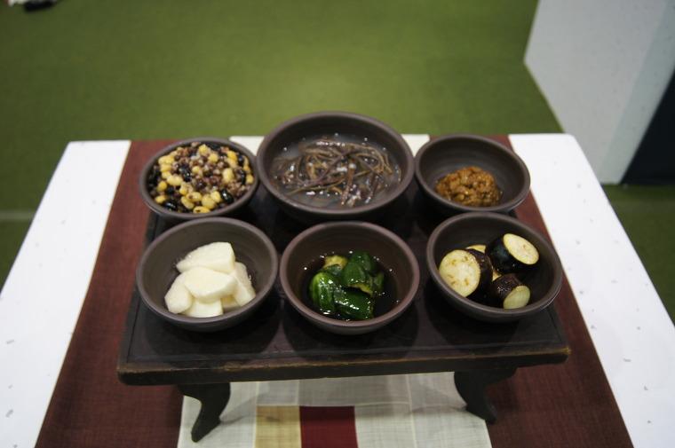 삼국 및 통일신라시대의 밥상