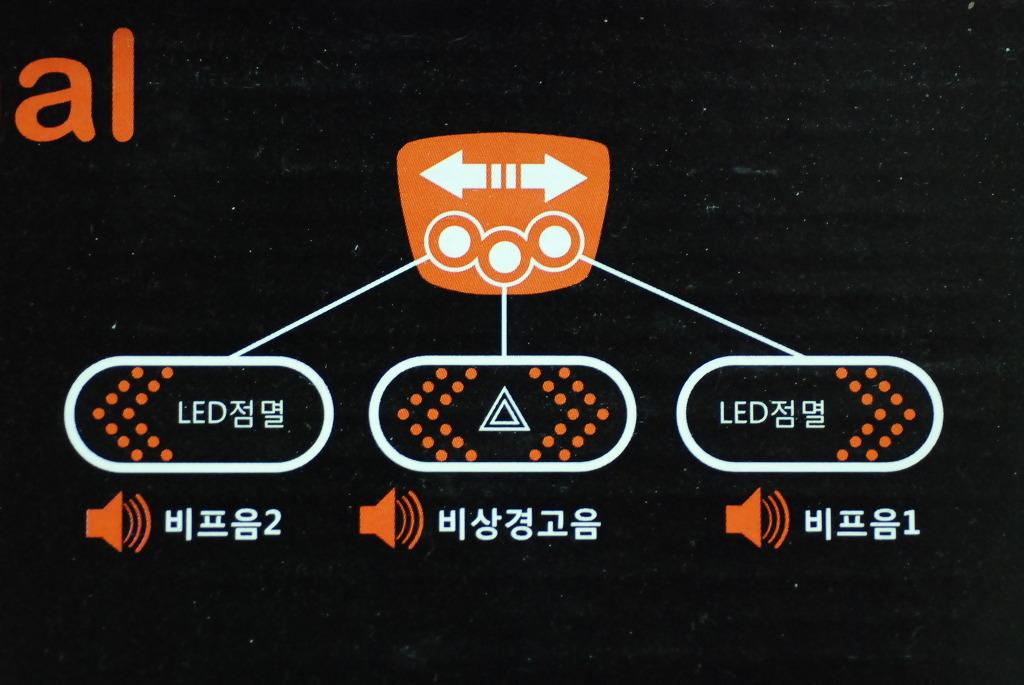 바이크시그널, 바이크자전거, 바이크자전거 방향지시등, 방향지시등, LED방향지시등 사진 #2