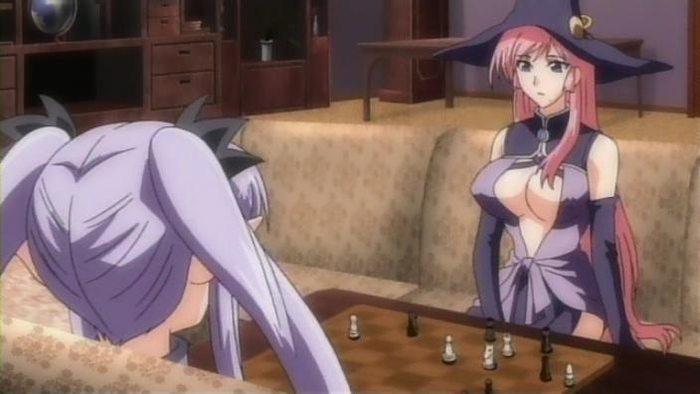 Magical witch academy: boku to sensei no magical lesson