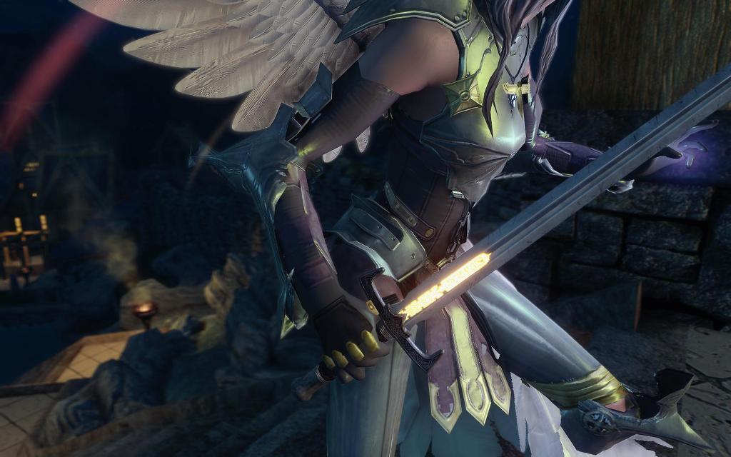 Skyrim mod sword of truth