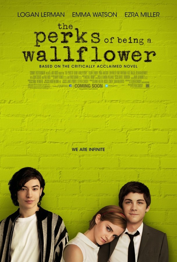 월플라워 (The Perks of Being a Wallflower)
