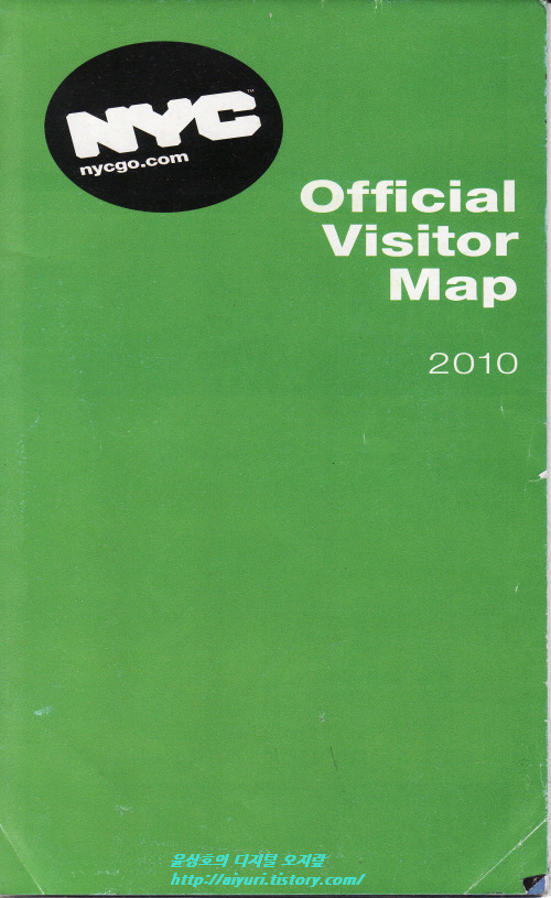 Official Visitor Map