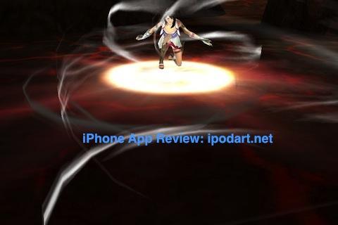 아이폰 턴제 RPG 게임 Eternal Legacy