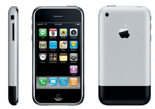 애플 아이폰 (iPhone)