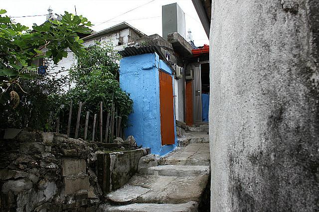 목포가볼만한곳, 목포여행, 통영동 피랑마을, 동명동 77계단10