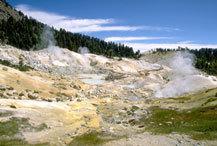 랫슨 화산 국립공원