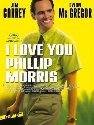 The Poster of I love you Phoillip Morris