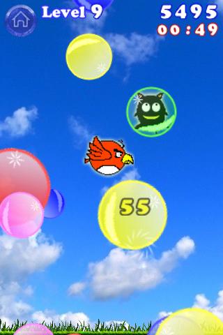 """[아이폰 게임] """"버블팡팡 (Bubble PangPang)"""" - 가볍게 즐기는 스트레스 해소"""