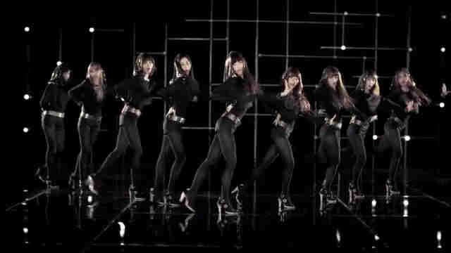 소녀시대 런데빌런 ( Run Devil Run ) 4