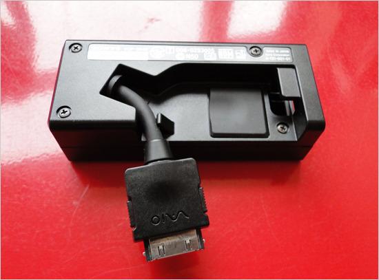 바이오 P시리즈, Display/LAN 어답터 VGP-DA10의 숨겨진 비밀을 공개합니다.