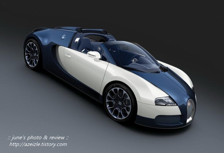 Bugatti Veyron 16.4 Grand sport 2010
