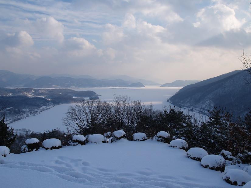 예빈산~천주교 소화묘원