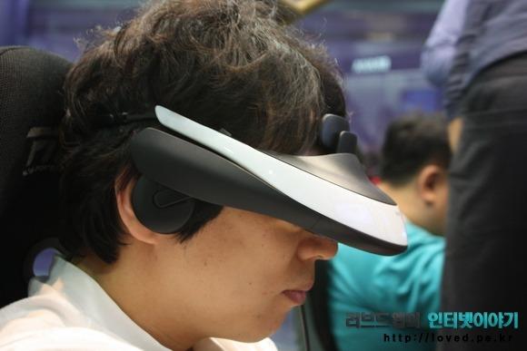소니 퍼스널 3D 뷰어 HMZ-T1