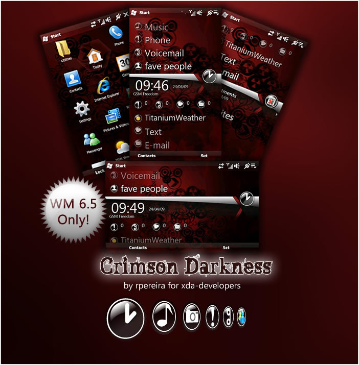 Crimson Darkness 1.5