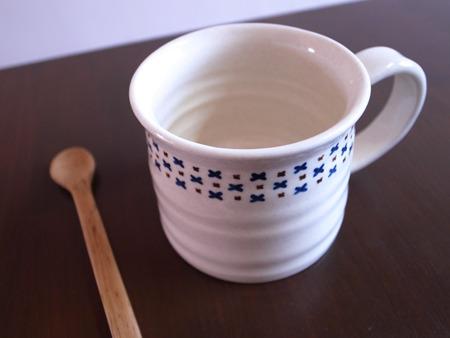 도자기 머그 컵 그릇