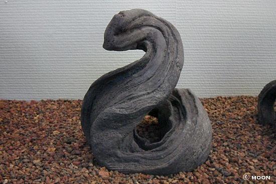 동물 모양과 똑같은 신기한 화산탄 - 제주도 돌문화 공원