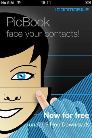 아이팟터치 아바타 PicBook - Avatar Creator