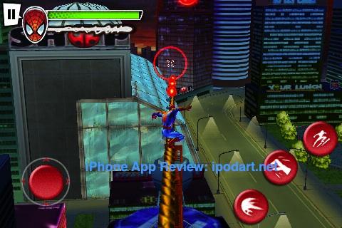 아이폰 게임 스파이더맨 Spider Man Total Mayhem