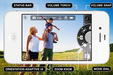 ProCam 프로캠 아이폰 사진 동영상촬영