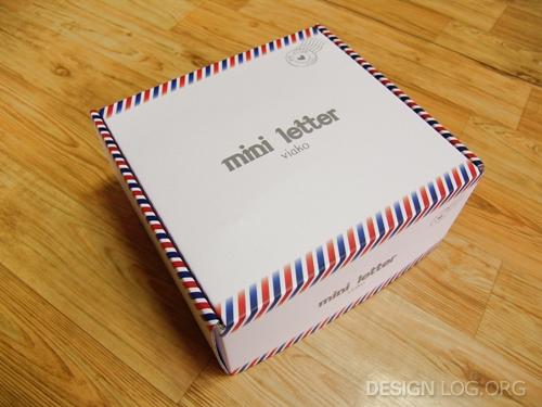 미니 레터(Mini Letter) ML 55-Leap N270