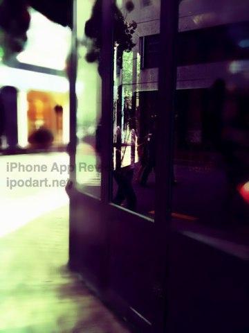 아이폰 아이팟터치 블러 BlurFX