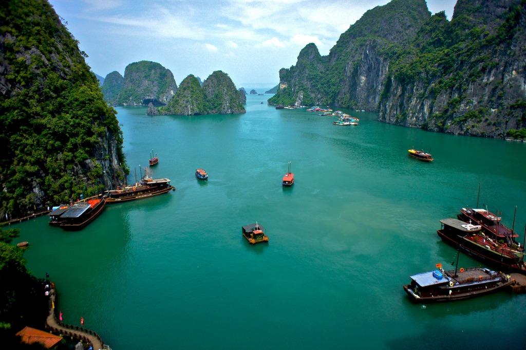 Hello, Green! :: 용의 보석, 베트남 하롱베이