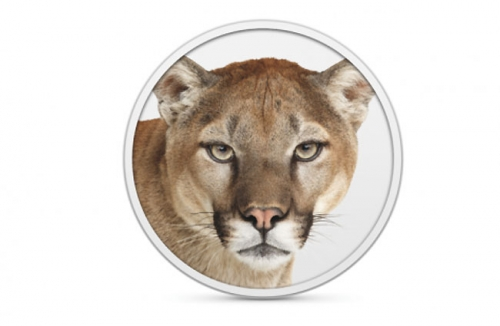 마운틴라이언(OS X Mountain Lion)