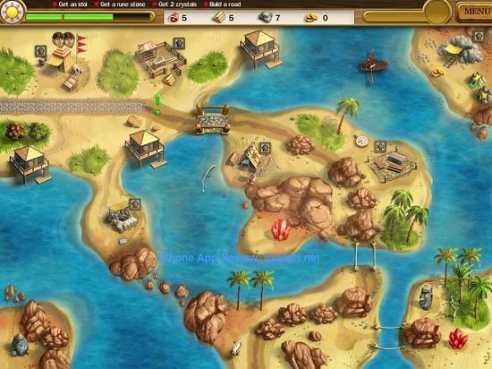 Roads of Rome HD 아이폰 아이패드 경영 게임
