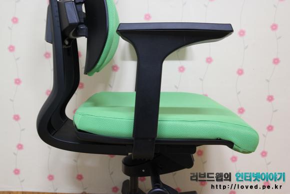 의자 높이 조절
