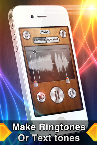 Ringtone Garage - create your own ringtones