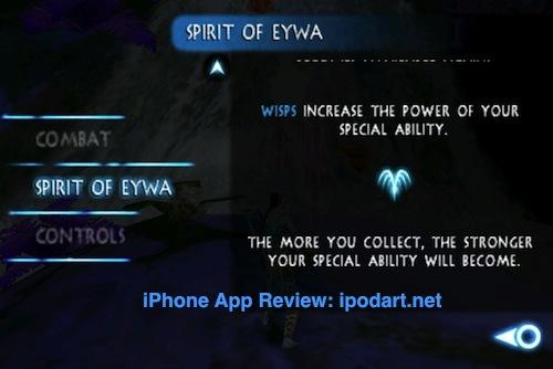 아이폰 게임 아바타 James Cameron's Avatar