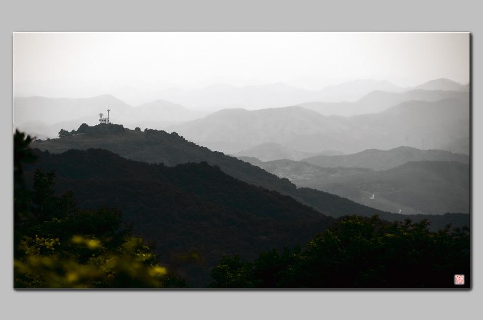 [Fuji 5pro] 자굴산 쇠목재에서.... _ 의령