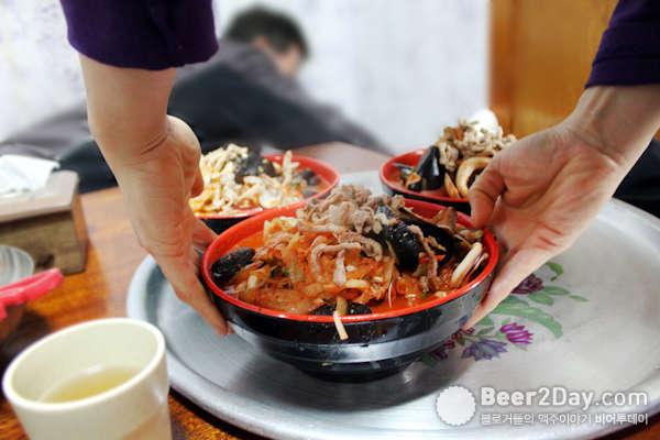 [군산여행] 짬뽕에 꼬막과 돼지고기가?! 대한민국 3대 짬뽕 '복성루'