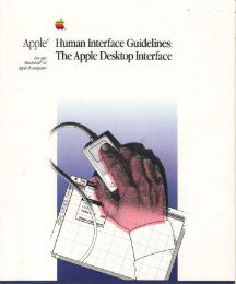 Human Interface Guidelines: The Apple Desktop Interface