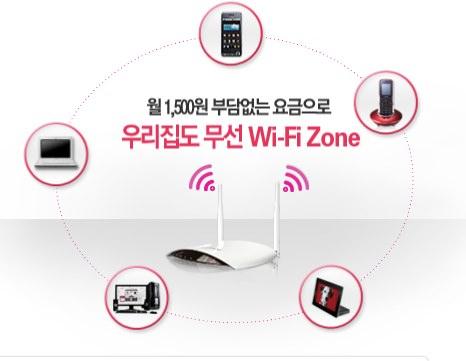 U+ WiFi100