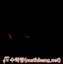 두 변의 길이와 그 끼인각의 크기를 알 때 삼각형의 변 길이 구하기