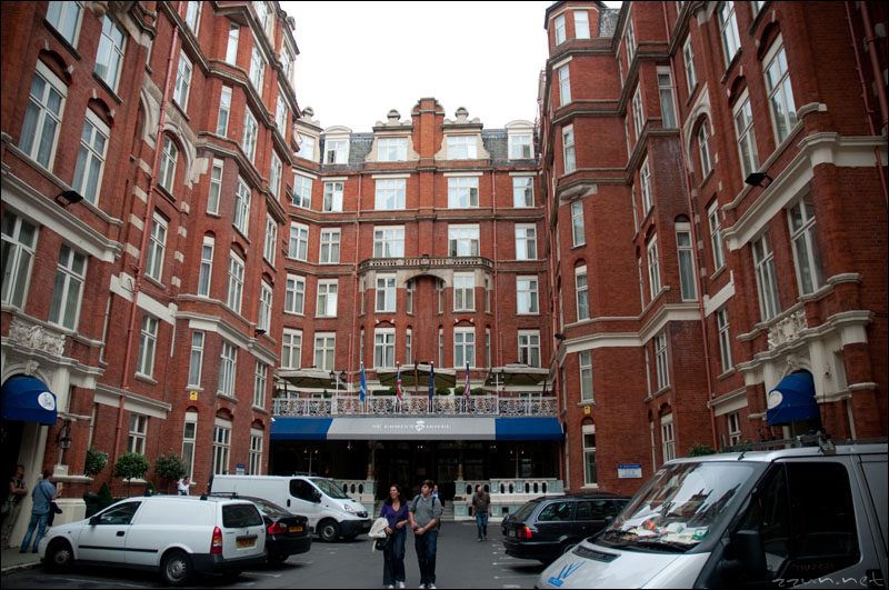 St. Ermin's Hotel in London, UK