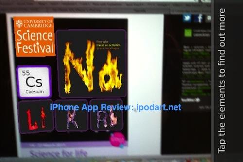 아이폰 증강현실 Popcode Augmented reality viewer