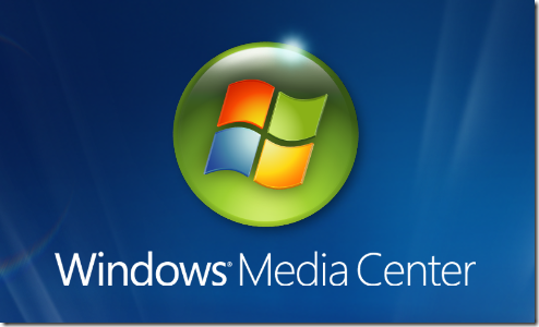 Windows Media Center icon © Microsoft