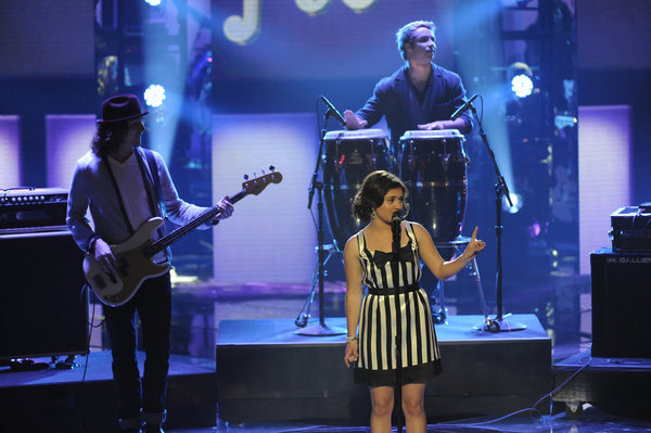The Voice Xenia