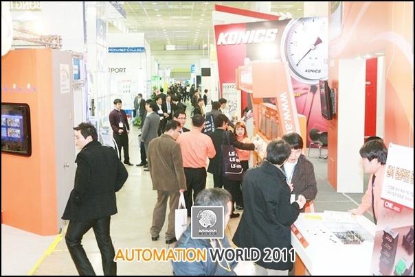 AUTOMATION WORLD,2011