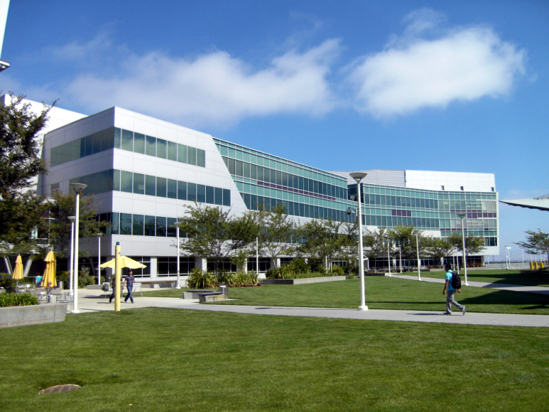 야후 미국 본사 Yahoo Headquarters in Sunnyvale