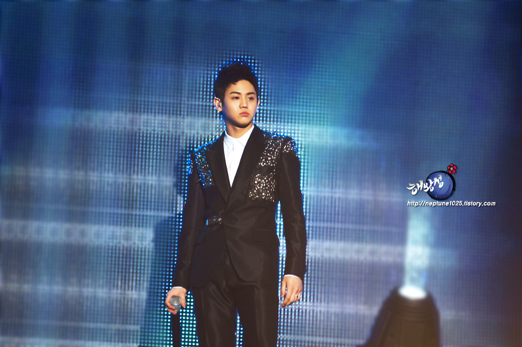 120204 BEAUTIFUL SHOW < 양요섭 1 >