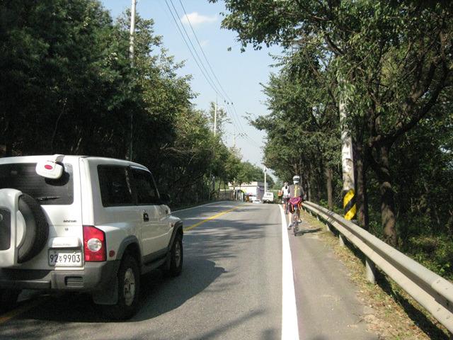 [Riding] 2010.09.18. 첫 도로 라이딩....