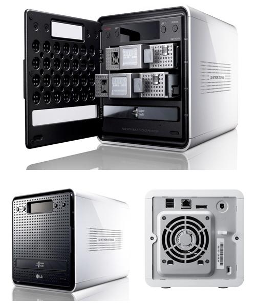 넷하드(Net-Hard) 제품 디자인