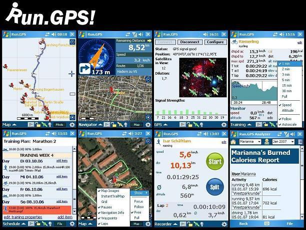 RUN GPS
