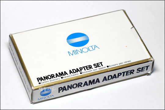 MINOLTA PANORAMA ADAPTER SET